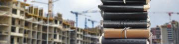How to calculate the holding period for an under-construction property