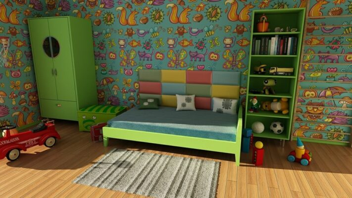 12 Furnishing Ideas for Your Kids' Room