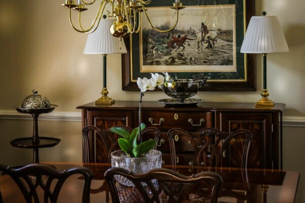 12 Interior Design Ideas for a Combined Living & Dining Room