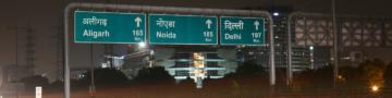 Noida-Greater Noida Expressway: Creating new property destinations