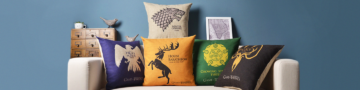 Home Décor Ideas for Game of Thrones Superfans!