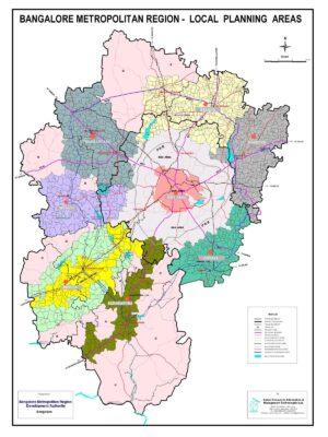 Bangalore City – Then & Now