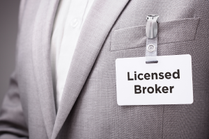 Buying a property? Choose a licenced broker only