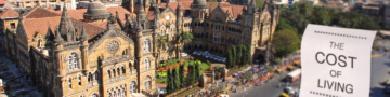 Mumbai most expensive city in India for expats