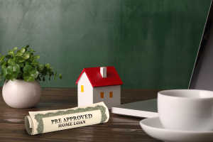 When should a home buyer opt for a pre-approved home loan?