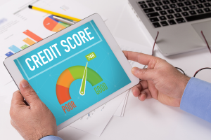 What is the importance of a credit score or CIBIL score, in getting a home loan?