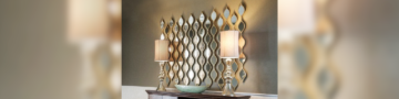 Mirror, mirror on the wall, for an elegant décor