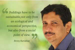 'Sustainable buildings are needed as much for the industry as for society'