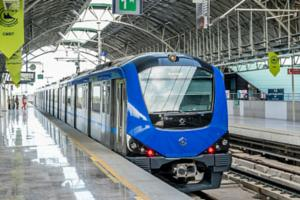 Chennai Metro may start Airport-Alandur services by August end