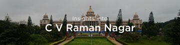 Property rates & trends in CV Raman Nagar, Bengaluru