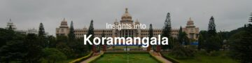 Property rates & trends in Koramangala, Bengaluru