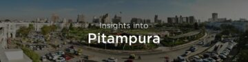 Property rates & trends in Pitampura, Delhi