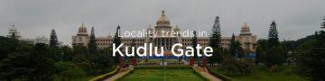 Kudlu Gate property market: An overview