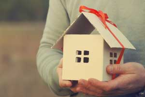 Stamp duty and tax on gift deed of property
