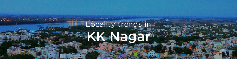KK Nagar property market: An overview