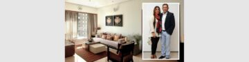 Cricketer Ajit Agarkar's home: Where elegance meets warmth