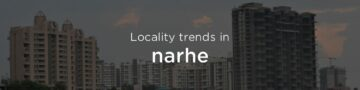 Narhe property market: An overview