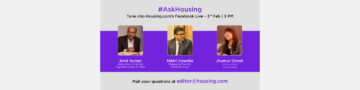 Housing.com to present a Facebook Live session on 'Current market trends for home buyers'