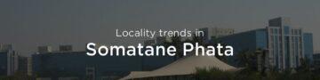 Somatane Phata property market: An overview