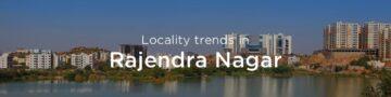 Rajendra Nagar property market: An overview