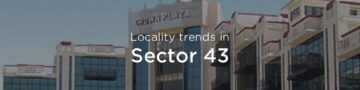 Faridabad Sector 43 property market: An overview