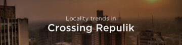 Crossings Republik property market: An overview