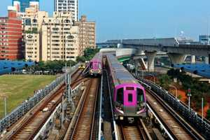 Trial run begins on Pink Line of Delhi Metro