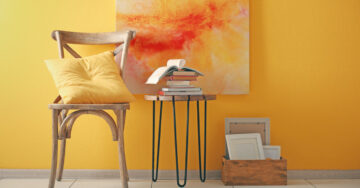 Colour therapy for your home