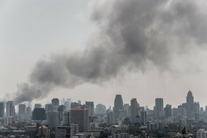 Mumbai amongst 17 most-polluted cities in Maharashtra