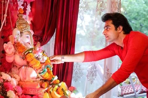 Ganesha exudes positive vibes: Actor Ssharad Malhotra
