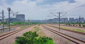 Dronagiri: New rail lines to provide more connectivity, improve network