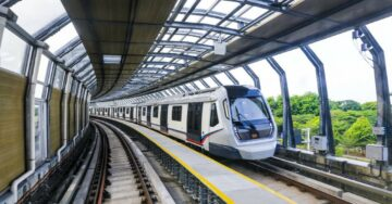 Trial runs on Delhi Metro Majlis Park-South Campus section completed