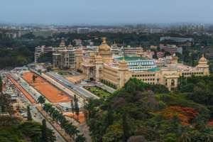 Why should people live near Bengaluru's city centre?