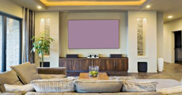 Style-friendly ways to improve your home's acoustics