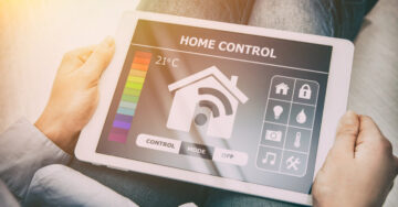 Impact of artificial intelligence on home automation