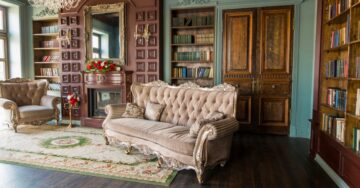 When old is gold: Add a vintage touch to your home décor
