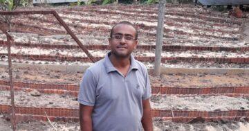 From engineer to organic farming evangelist: Hemal Patel of Urban Soil