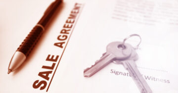 Agreement for sale or final payment: What constitutes a transfer of property?