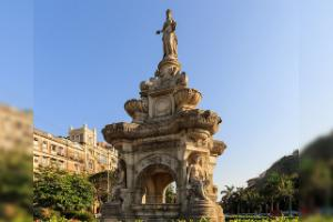 Mumbai's Flora Fountain among four Indian landmarks in UNESCO heritage awards