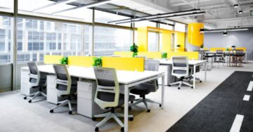 Tips For Painting Office Interiors