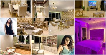 Style statement: Home of actress Ruhi Singh