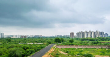 What makes Ahmedabad's Bopal a thriving property market?