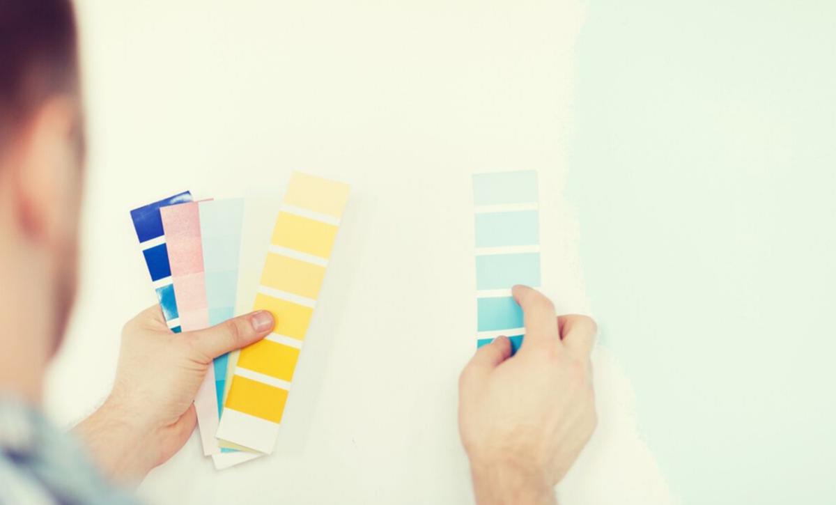 Lựa chọn màu sắc và vật liệu nội thất hợp lý cho ngôi nhà
