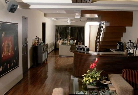 Stylish and tasteful: Celebs share their kitchen décor ideas Sanjeev Kapoor kitchen 1