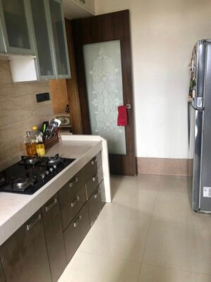 Stylish and tasteful: Celebs share their kitchen décor ideas Dheeraj Dhoopar kitchen 1