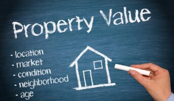 How to arrive at the fair market value of a property, and its importance in income tax laws