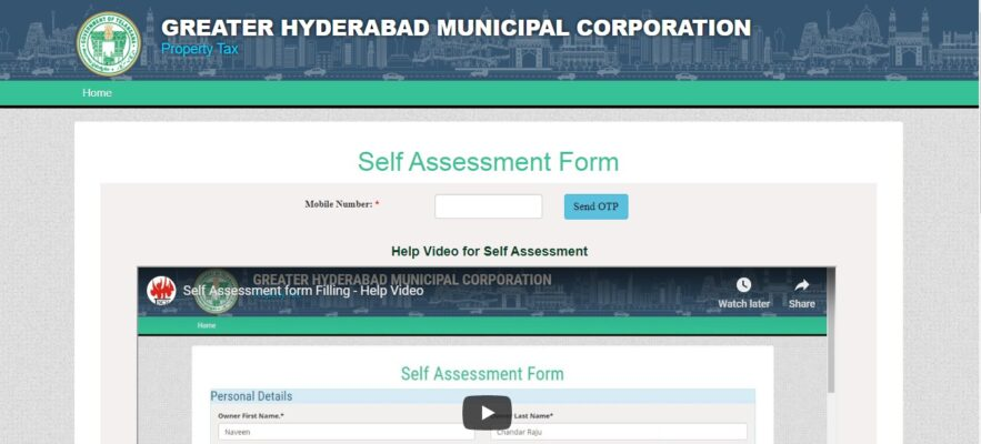 A guide to calculating and paying property tax online in Hyderabad