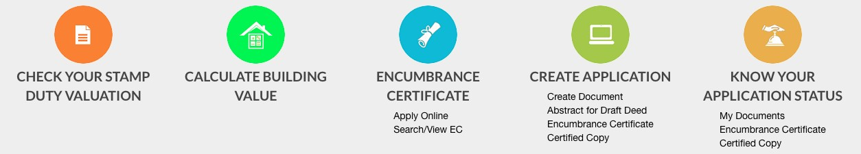 How to apply for an encumbrance certificate in Tamil Nadu