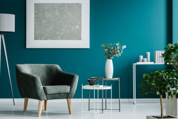 Seven living room décor ideas