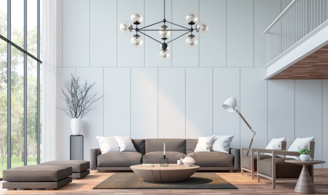 A guide to choosing lights for each room of your house